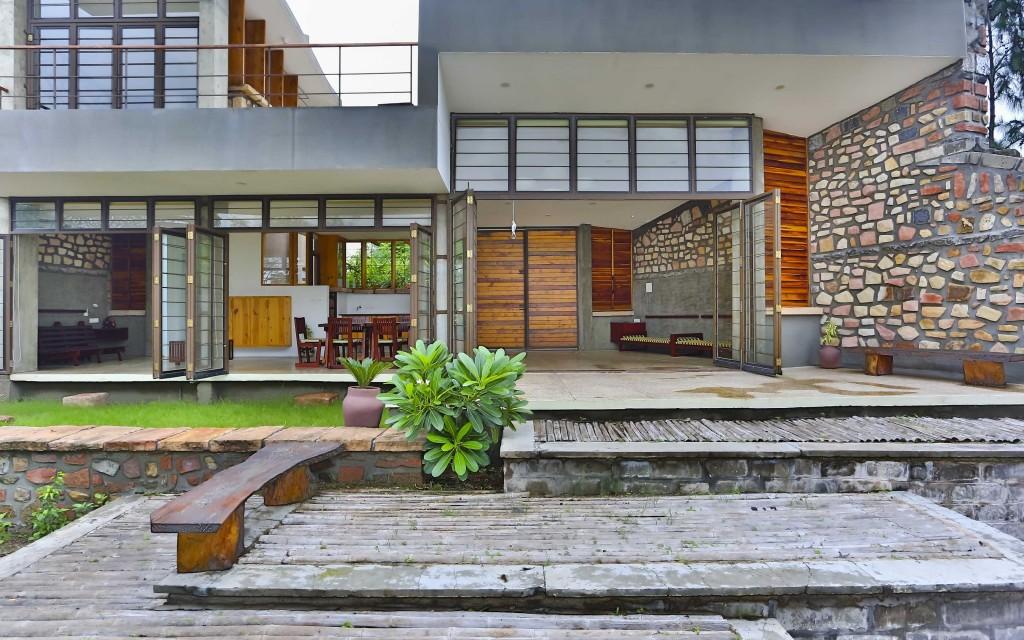 farmhouse design - architect and interior designer prarthit shah