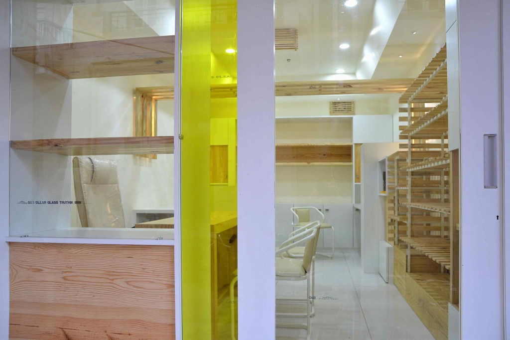 office interior design rajkot - prarthit shah