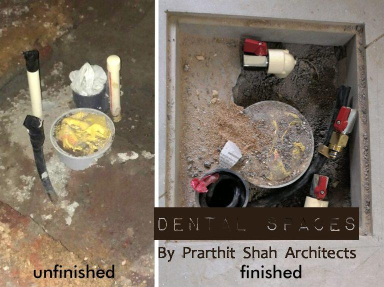 dental clinic plumbing india