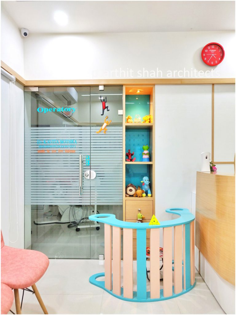 Clinic Kids Play Area