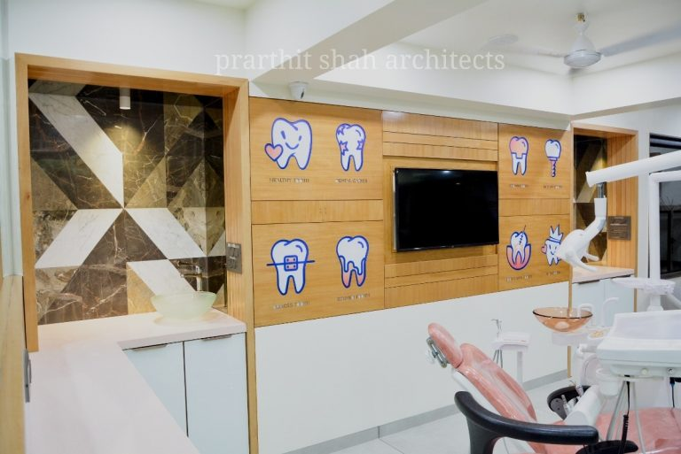 modern dental clinic ahmedabad