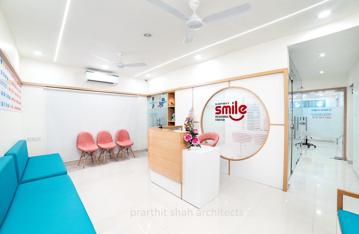 Pediatric Dental Clinic Jodhpur Prarthit Shah Architects