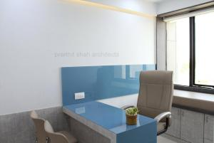 Ayurveda clinic interior design of Maa Sharda clinic