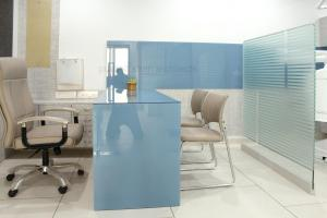 Dental clinic furniture of Maa Sharda clinic