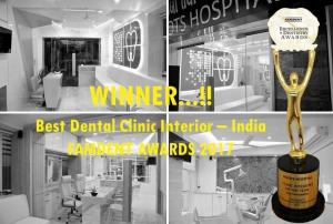 best dental clinic interiors India