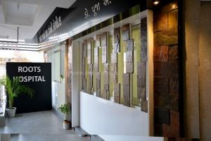 Roots dental office  Prarthit Shah Architects Rajkot