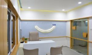 Smile dental clinic - small dental clinic interior design by prarthit shah architects rajkot (8)